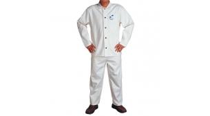 白色阻燃上身焊服